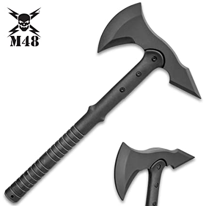 Amazon com : M48 Tomahawk Training Weapon - Solid