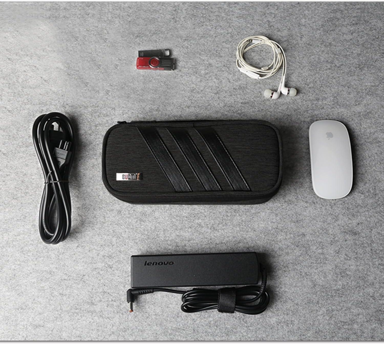 Amazon.com: BUBM Bolsa para adaptador de corriente/cargador ...