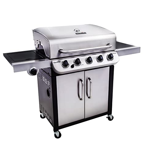 Char-Broil 463275517 - Barbacoa (Parrilla, Gas, 3548 cm², Carro,