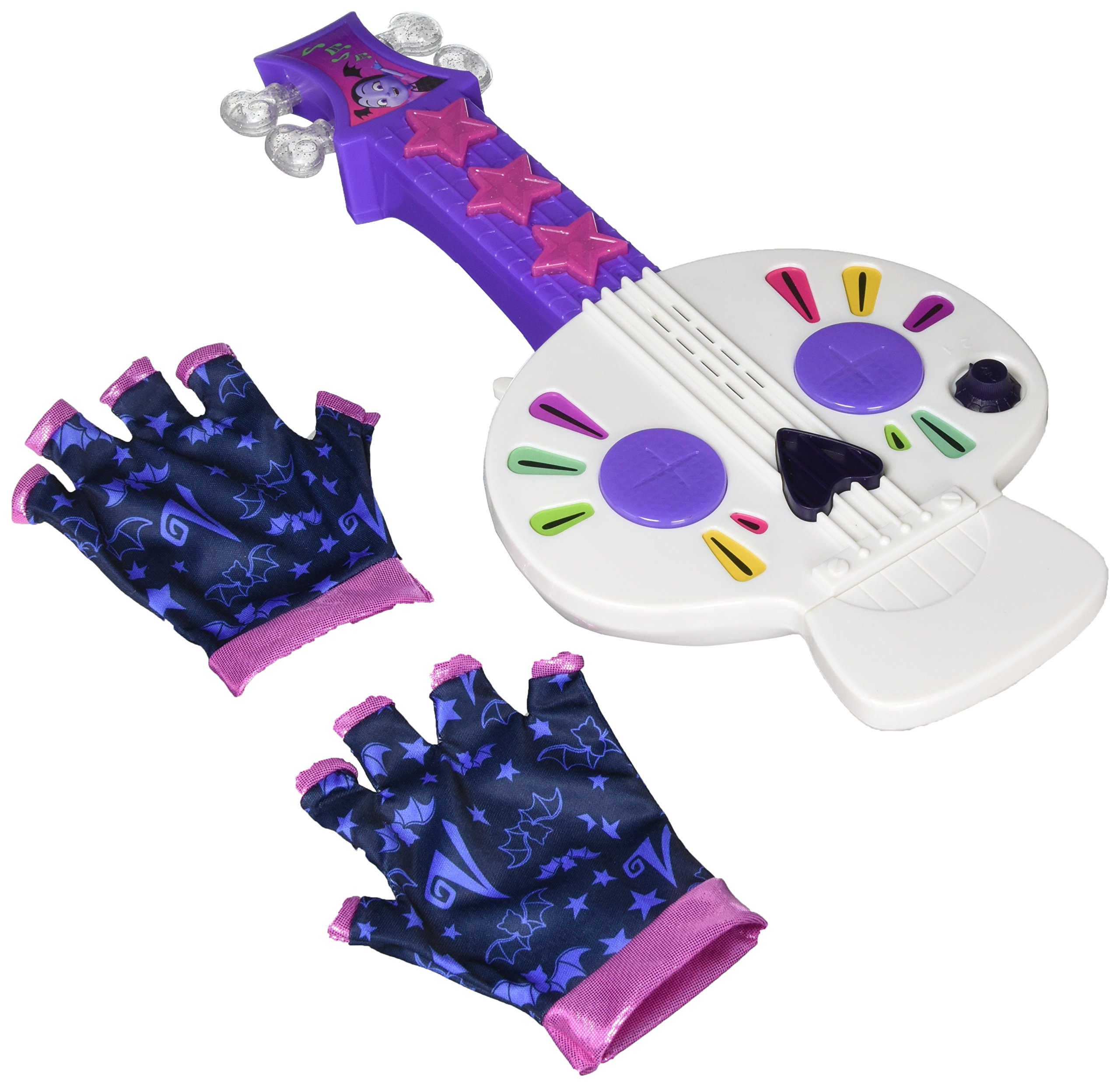 Vampirina Spooktastic Spookylele with Gloves by Vampirina