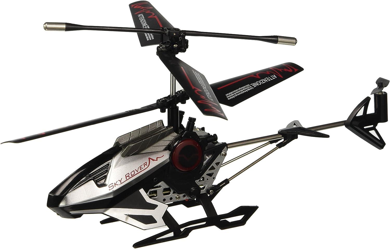 Motorama 502729–Voice Control Plus Helicóptero con Control Voz