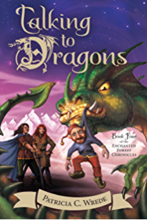 Dealing With Dragons Ebook