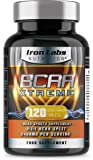 BCAA Xtreme - 2400mg Branched Chain Amino Acids   Ultimate BCAA Tablets for Performance   2400mg Daily Serving - Vegetarian Tablets - 30 Day Supply (120 Vegetarian Tablets x 600mg)