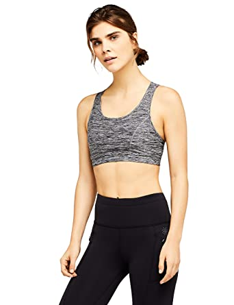 AURIQUE Low Impact Strappy - Soutien-Gorge De Sport - Femme  Amazon.fr   Vêtements et accessoires d4a4d68d8a2