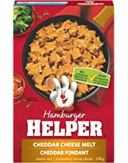 Hamburger Helper Cheddar Cheese Melt 218 Gram
