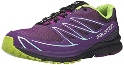 fbda2f93c70c Salomon Women s Sense Mantra 3 W Trail Running Shoe Passion Purple Cosmic  Purple