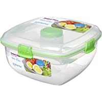 Sistema Salad Max to Go 1.63L (Colors May Vary)