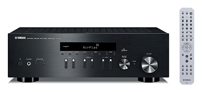 Yamaha R-N301 - Receptor Audio En Red Con Airplay Y Radio Por Internet
