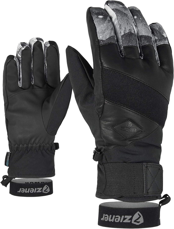 Ziener Gloves Gix Guantes Esqu/í Hombre