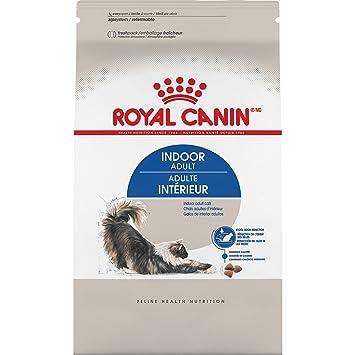 מעולה Amazon.com : Royal Canin Feline Health Nutrition Indoor Adult Dry GO-89