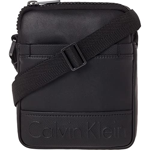 best service ac613 0fe94 Tracolla CK Calvin Klein Bennet Mini Reporter K50K503275 ...