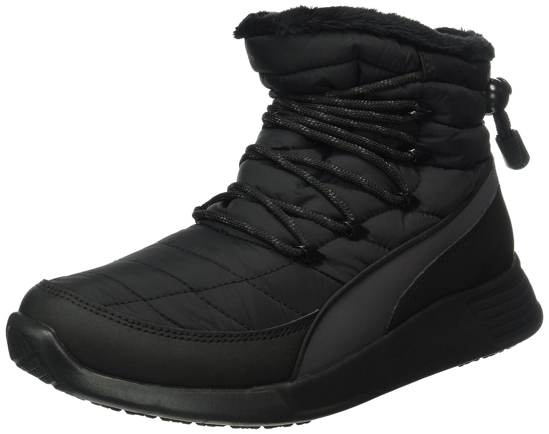 Puma Damen St Winter Boot Schneestiefel  36 EU|Schwarz (Puma Black-puma Black 01)