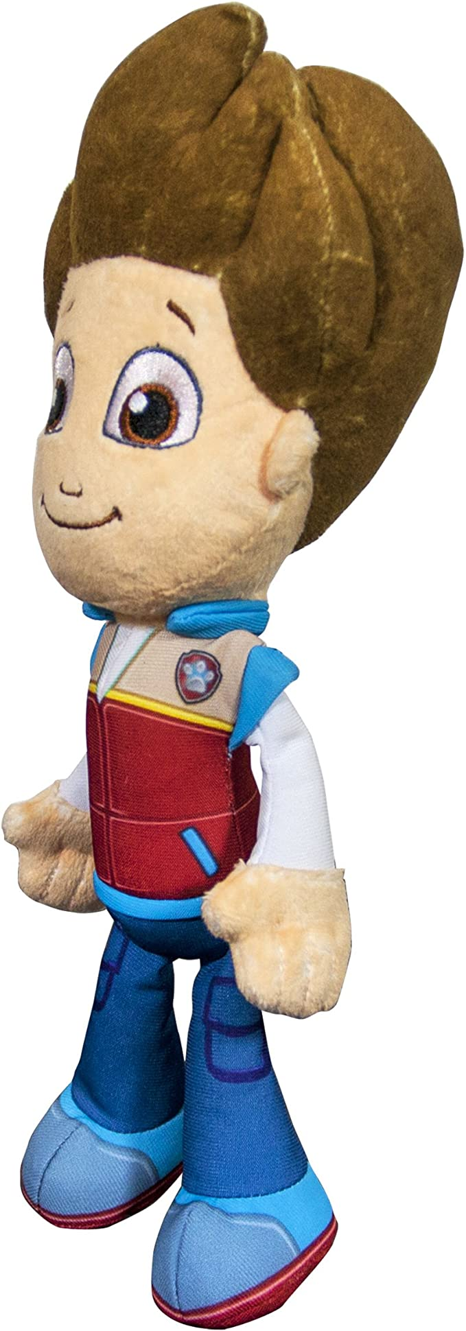 Paw Patrol 20cm Marshall Plush Teddy Pup Pals Soft Cuddle Figure Character Stuff