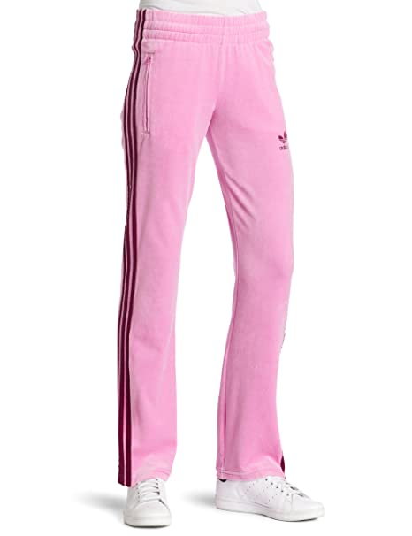 adidas track pants donna pink