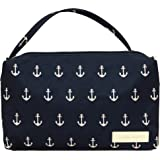Ju-Ju-Be Legacy Nautical Collection Be Quick Wristlet , The Admiral