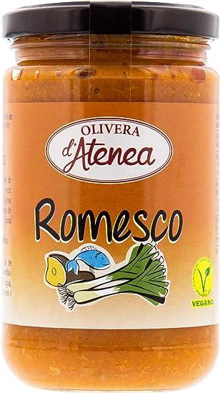 Romesco Olivera DAtenea 290 G: Amazon.es: Alimentación y bebidas