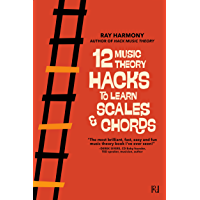 12 Music Theory Hacks to Learn Scales & Chords book cover