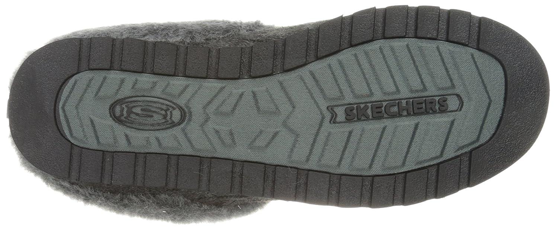 Pantofole Di Angelo Womens Mulo Di Ghiaccio Ghiaccio Ghiaccio Skechers Keepsakes  Carbone Di Legna 8fd3e2