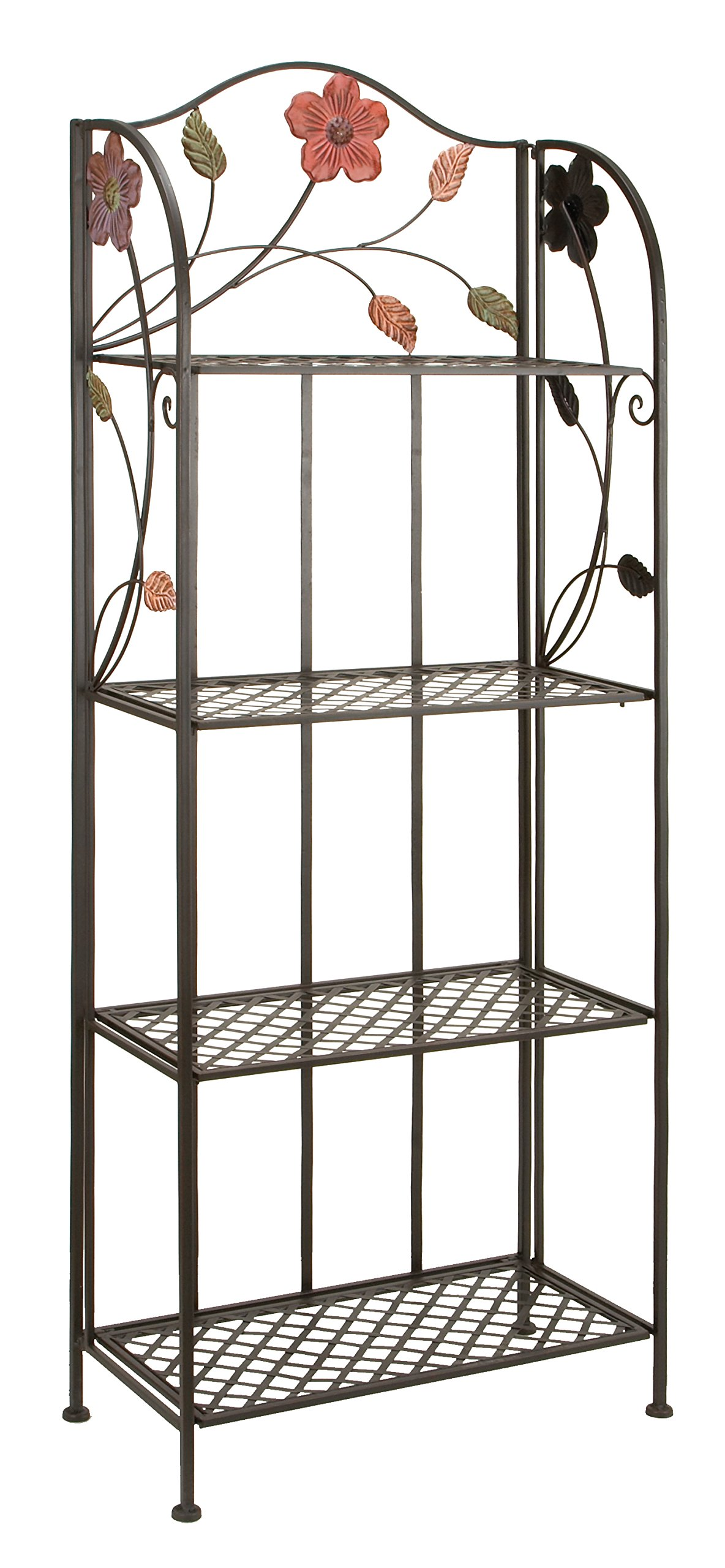 Deco 79 63065 Metal Bakers Rack, 25 by 68-Inch by Deco 79