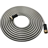 Hose Hero - Metal Garden Hose, World's Toughest Garden Hose (25')