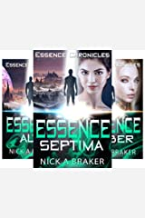 Essence Chronicles (3 Book Series) Kindle Edition