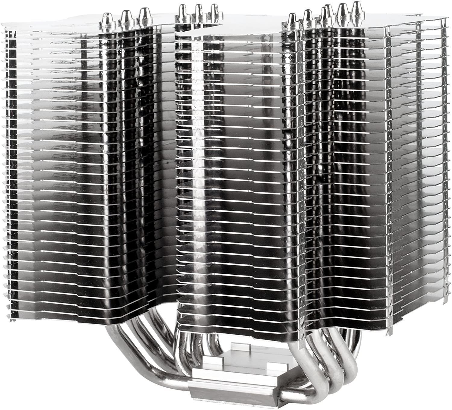 Silverstone SST-HE02-V2 Heligon CPU Cooler AM4 Ready Intel//AMD Superior Silence and Performance