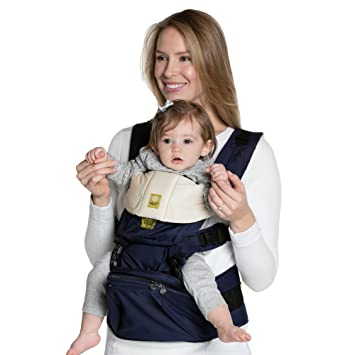 Amazon Com Seatme Hip Seat Baby Carrier By Lillebaby Blue Baby
