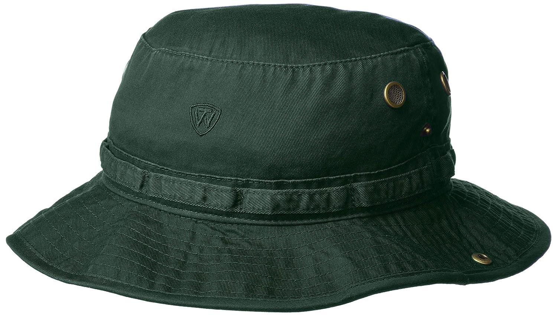 Elite Fan Shop NCAA Mens Bucket Boonie Hat Team