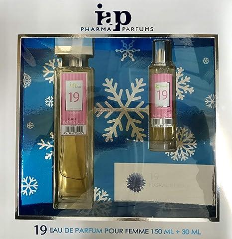 Pack de perfume 150 ml + 30 ml iap perfume nº 19 eau de ...
