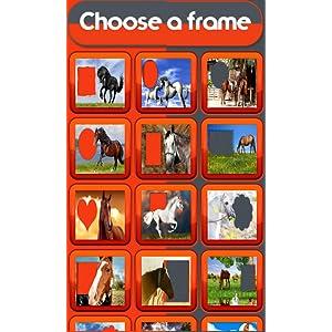 Marcos de la foto del caballo: Amazon.es: Appstore para Android