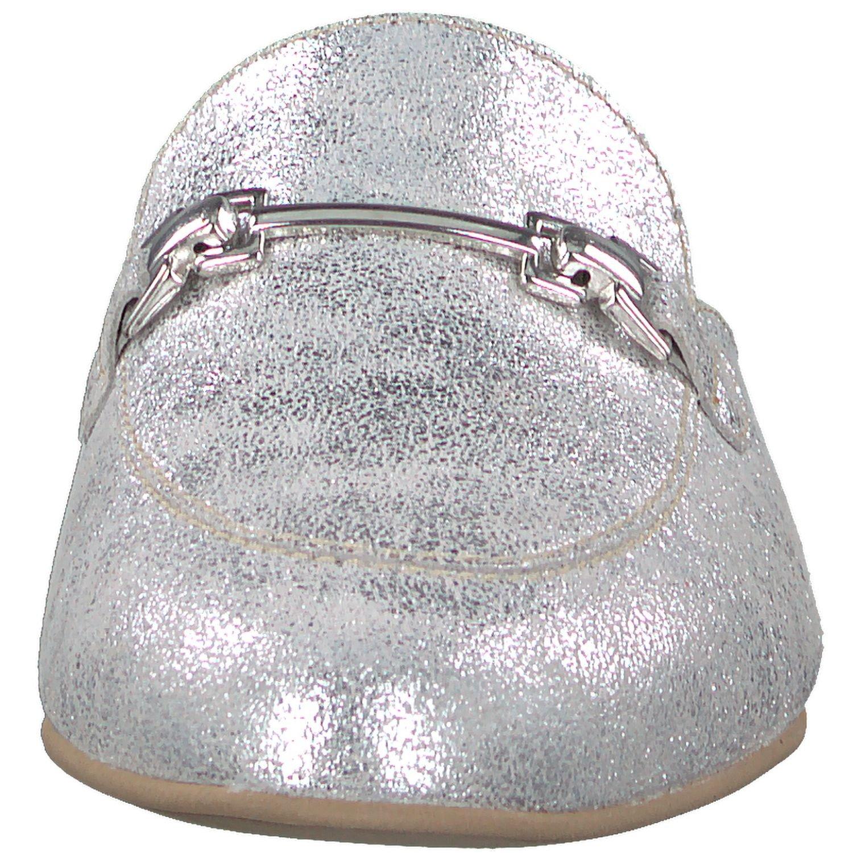 Tamaris Damen 27316 Silber Pantoletten Silber 27316 edb403