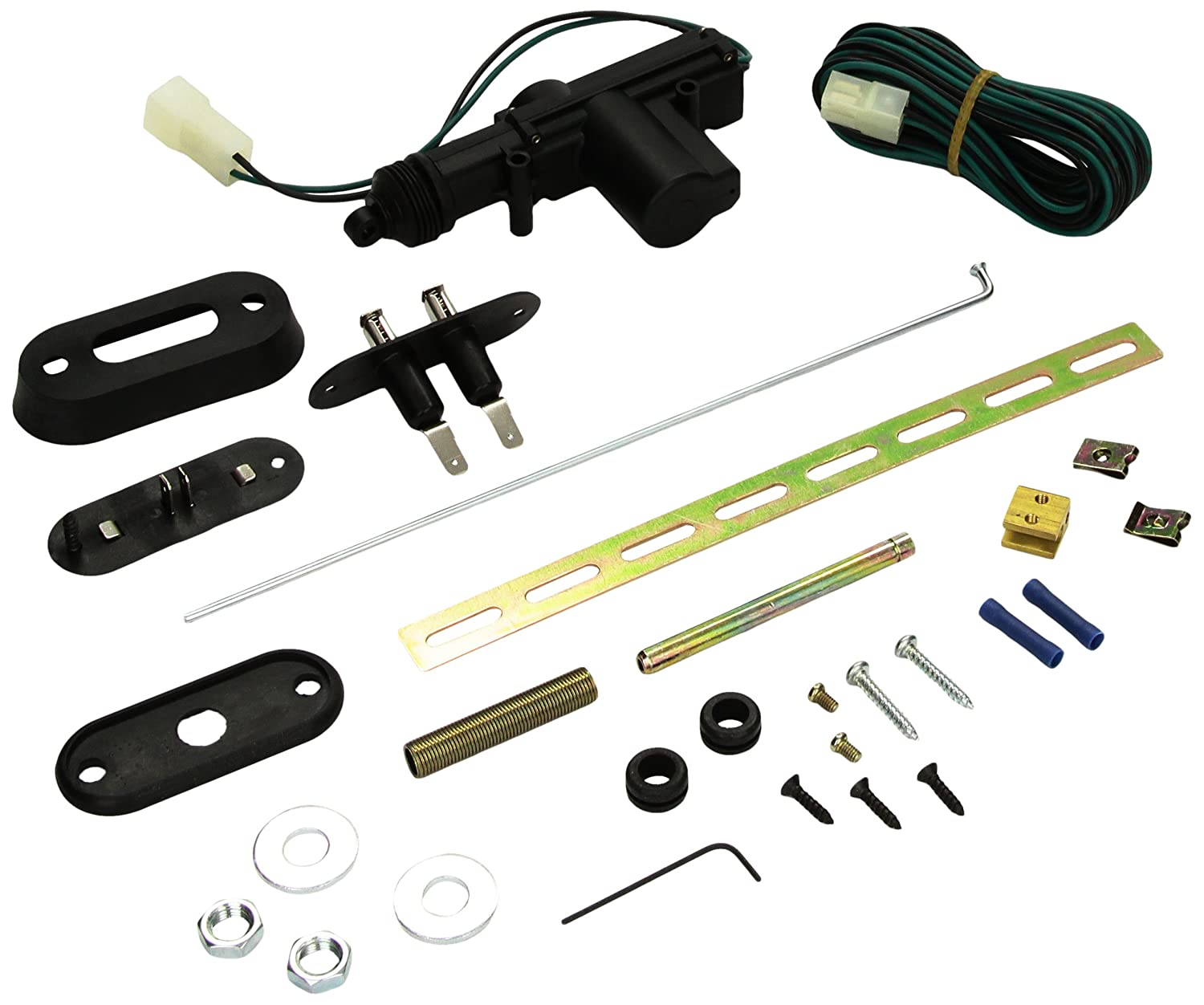 185 Central Locking System Extension Kit for Sliding Doors in.pro.