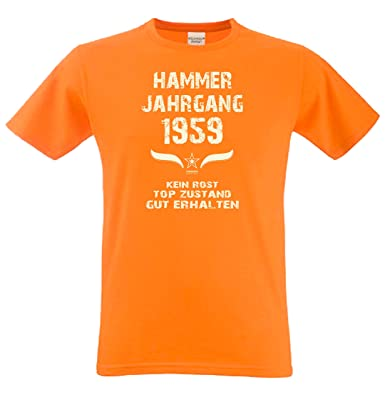 Geschenk Set 59 Geburtstag Geburtstagsgeschenk 59 Jahre Hammer