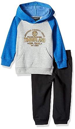 Timberland Bebé Niños Juego de Pantalones: Amazon.es: Ropa y