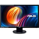 "ASUS VE248Q 24"" Full HD 1920x1080 2ms DisplayPort HDMI VGA Monitor"