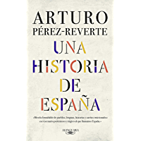 Una historia de España (Spanish Edition) book cover
