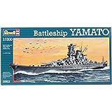 Revell 05813 Yamato - Barco militar en miniatura (escala 1:1200) [importado de Alemania]