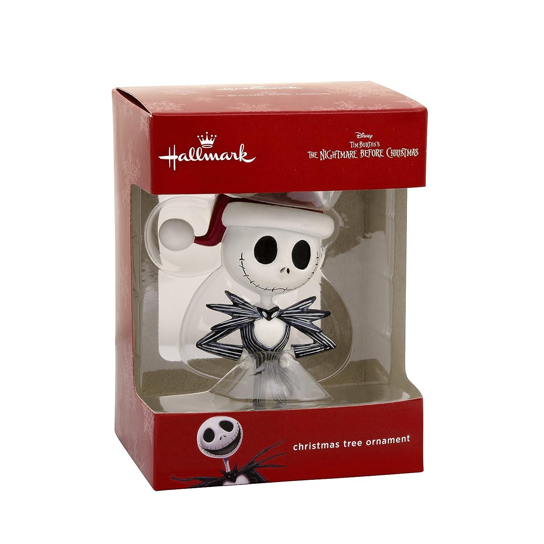 Amazon.com: Hallmark Christmas Ornament Disney Nightmare Before ...