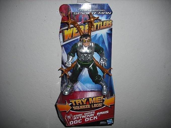 Supereroi Marvel Eaglemoss Doctor Octopus Statuina Piombo