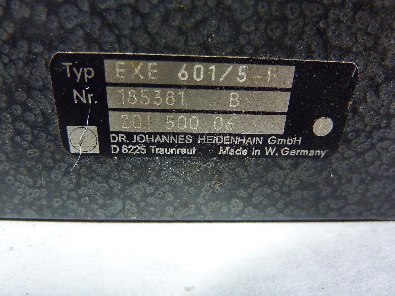 Heidenhain EXE 601//5-F Encoder  USED