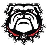 Georgia Bulldogs Decal NEW BULLDOG HEAD DECAL