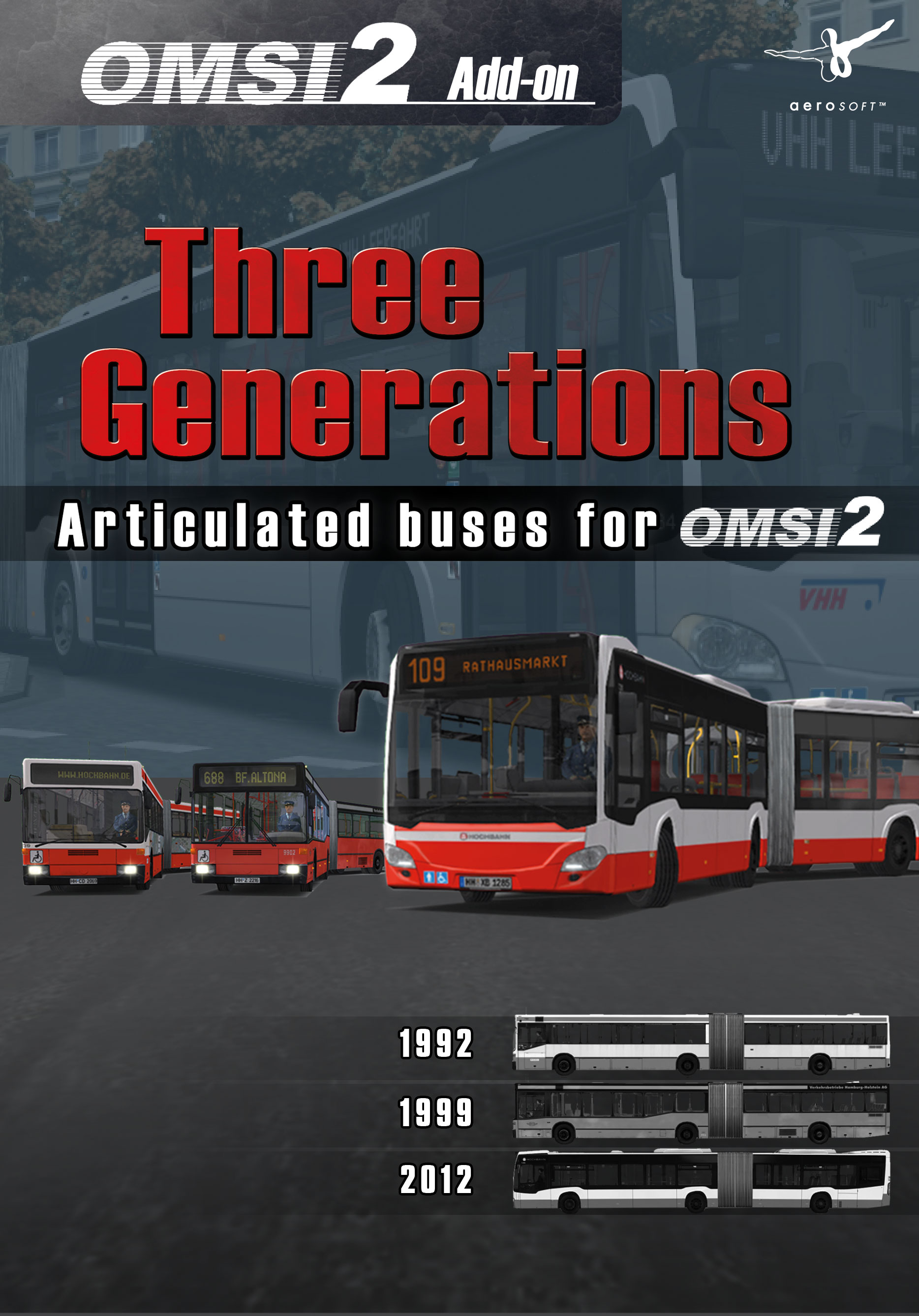 Amazon com: OMSI 2 Add-On Three Generations [Online Game