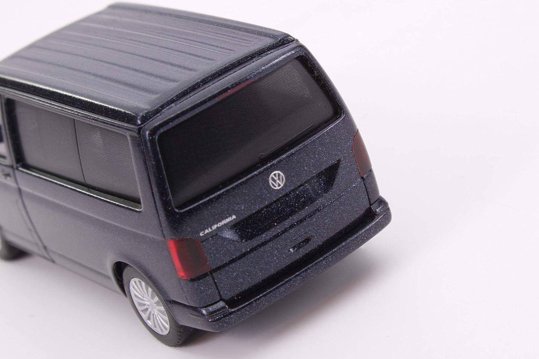 1//87 Herpa VW T6 California dunkelblau metallic 038744