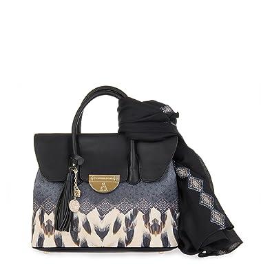 comprare on line 358a1 9d508 PASH BAG BY L'ATELIER DU SAC Women's Shoulder Bag black ...