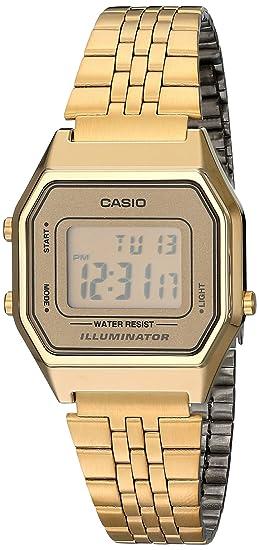 7bd4d5e717c3 Casio LA680WGA-9VT Accesorios