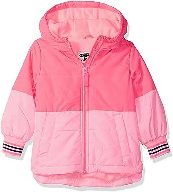 Osh Kosh BGosh Little Girls Fleece Lined Jacket
