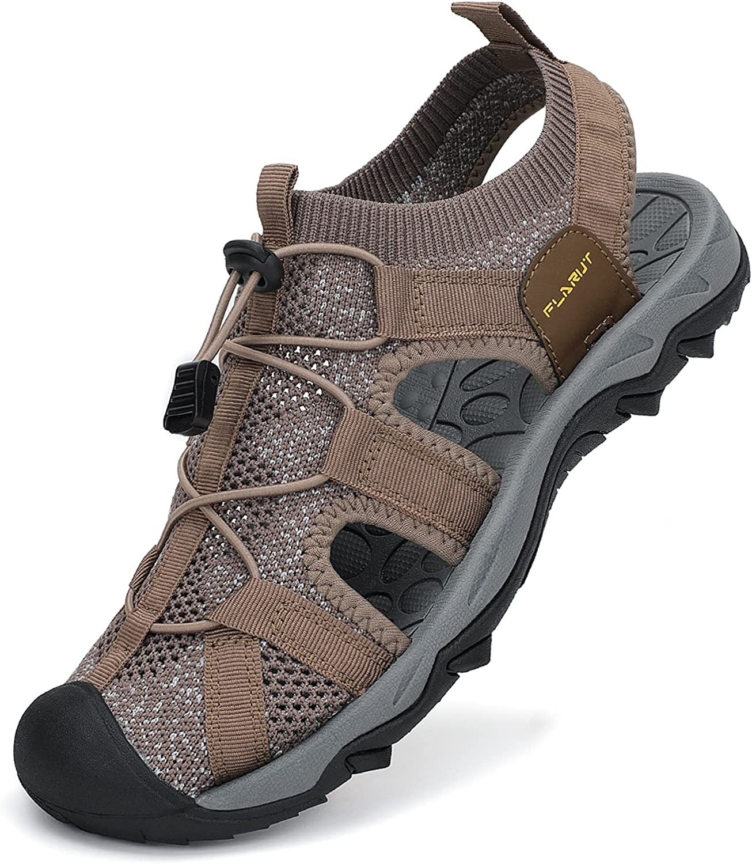 US Men/'s Sport Shoes Hiking Trail Trekking Athletic Water Fisherman Mesh