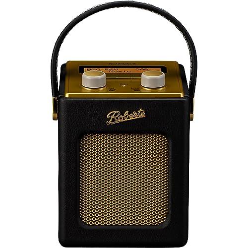 Roberts Radio Revival Mini DAB/DAB+/FM Digital Radio Black