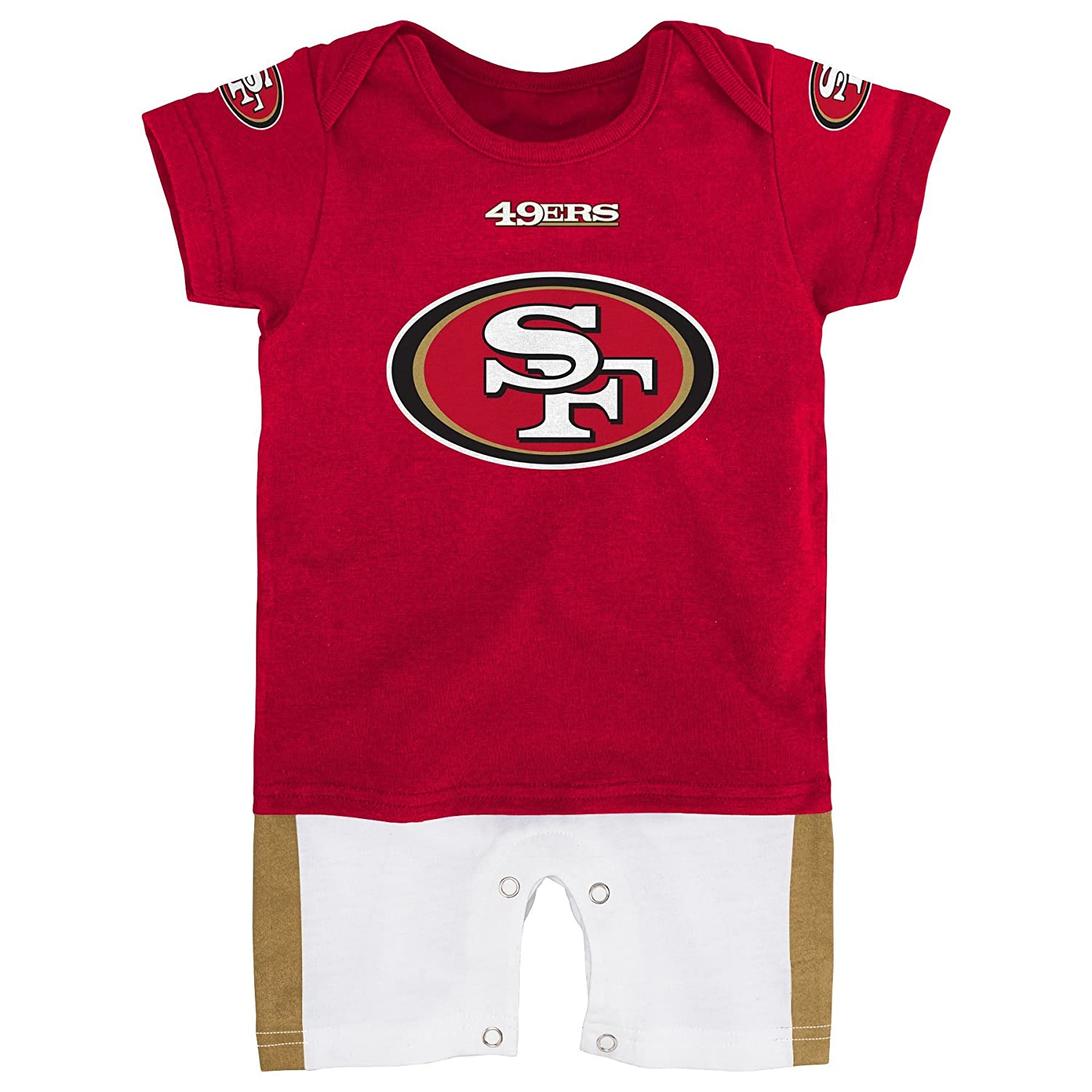 Amazon.com  Outerstuff NFL Infant Boys Fan Jersey Romper  Sports   Outdoors defe23262