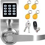 COLOSUS NDL302 Keyless Electronic Trusted Digital Smart Door Lock, Keypad – Smartcode Security, Grant & Control Access…